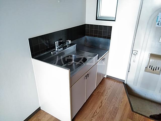 ジョイハイツ 208号室のキッチン