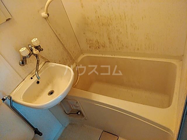 LIVE 206号室の風呂