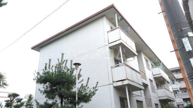 長興寺マンション外観写真