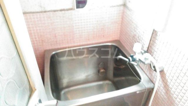 長興寺マンション 302号室の風呂