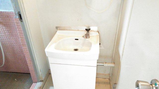長興寺マンション 302号室の洗面所
