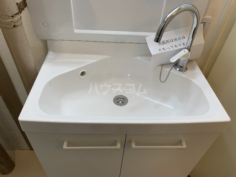 パレス柴原 103号室の洗面所