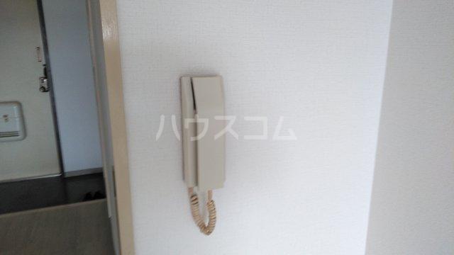 レオパードウエハラ 403号室のセキュリティ