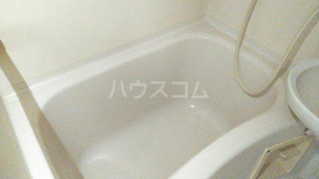 レオパードウエハラ 403号室の風呂
