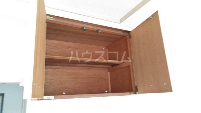 レオパードウエハラ 403号室の収納