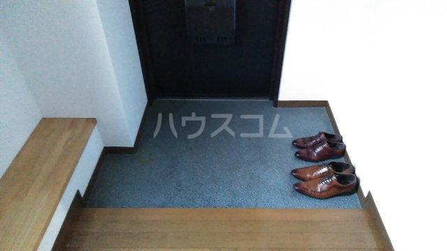 アンシャンテ豊中 101号室の玄関