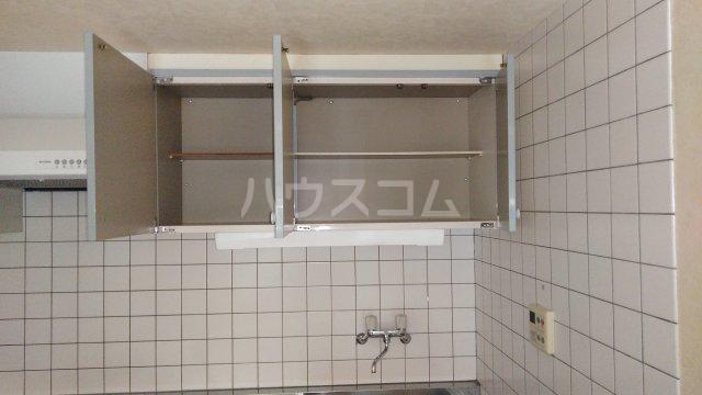 M・T・Dサンフラワー 203号室の収納