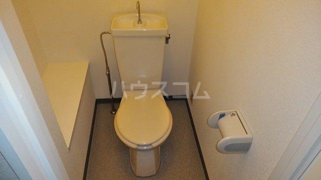 M・T・Dサンフラワー 203号室のトイレ