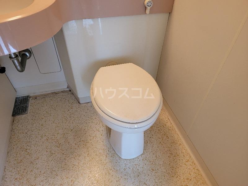 アンシャンテ豊中 105号室のトイレ