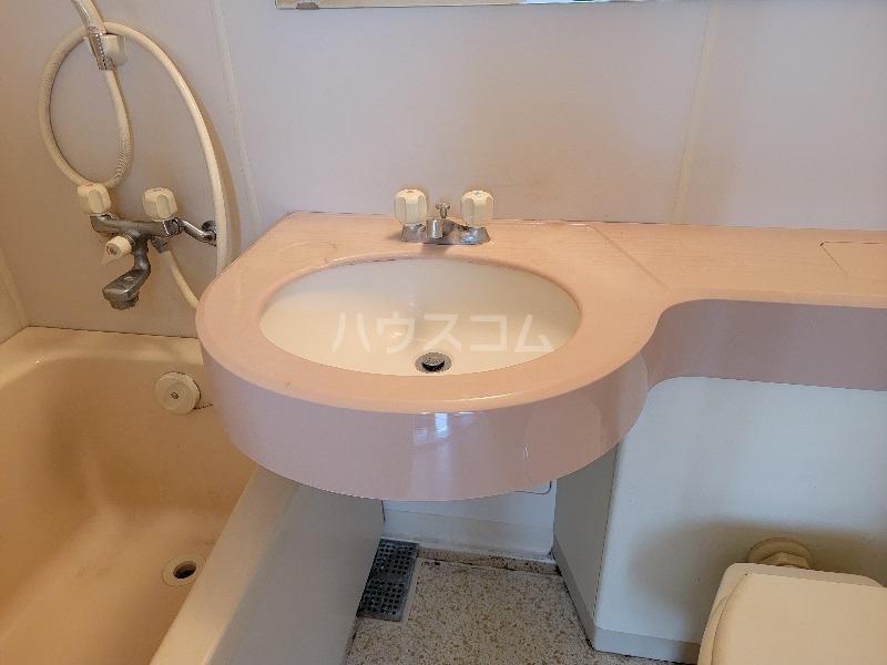 アンシャンテ豊中 105号室の洗面所