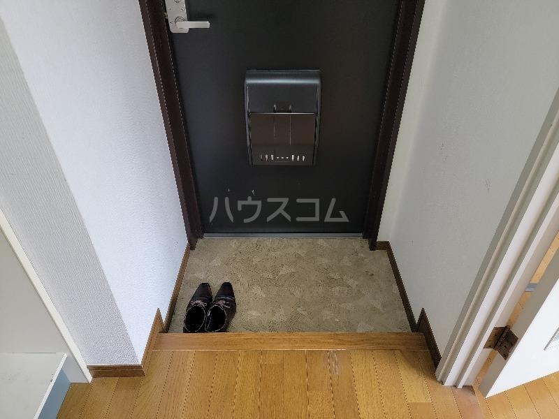 アンシャンテ豊中 105号室の玄関