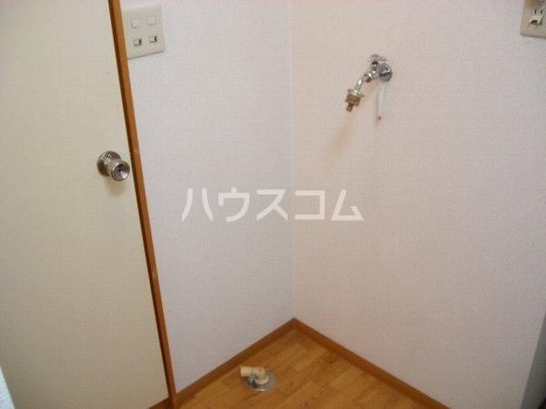コーポレモン 202号室の収納
