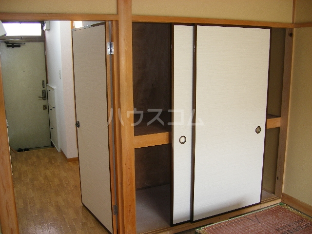 コーポレモン 202号室の居室