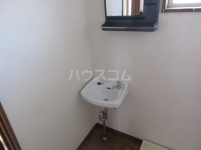 第一長谷川コーポ 101号室の洗面所