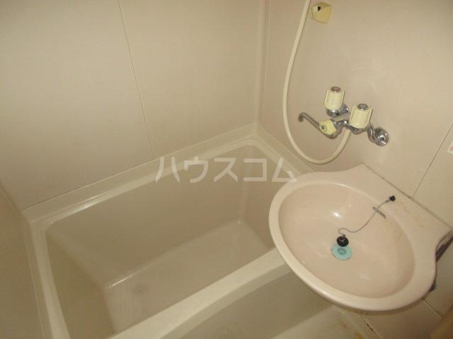 パークヒルズA棟 203号室の風呂
