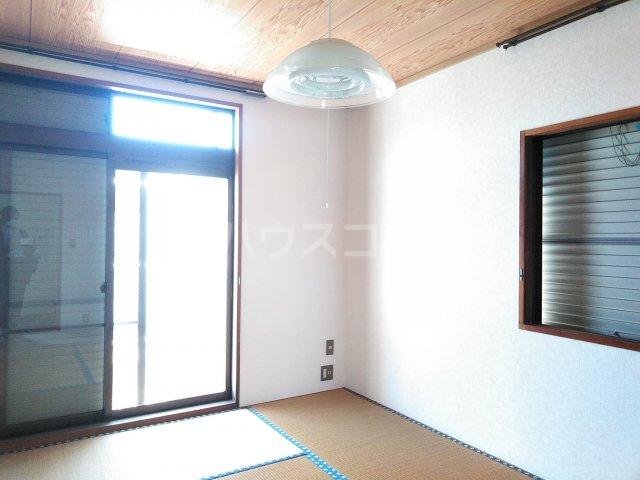 ウッドベル 2号室の居室