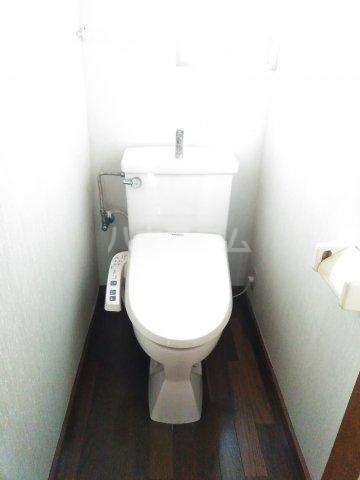 メゾン・ド・ベルのトイレ