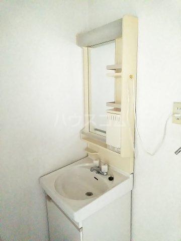 メゾン・ド・ベルの洗面所