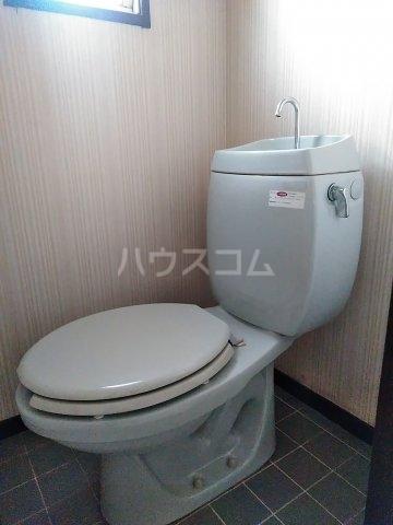 吉田ハイツ 202号室のトイレ