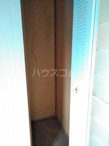 吉田ハイツ 202号室の収納