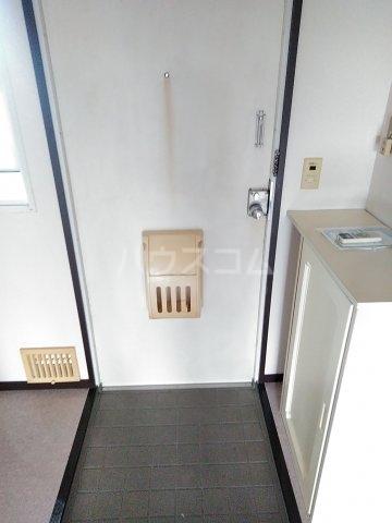 吉田ハイツ 101号室の玄関