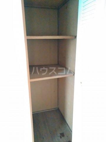 吉田ハイツ 101号室の収納