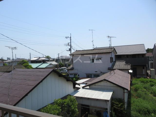 紫山荘 201号室の景色