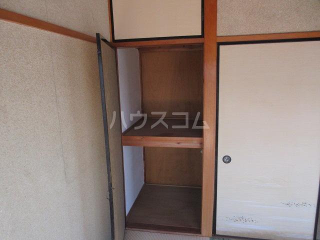紫山荘 201号室の設備