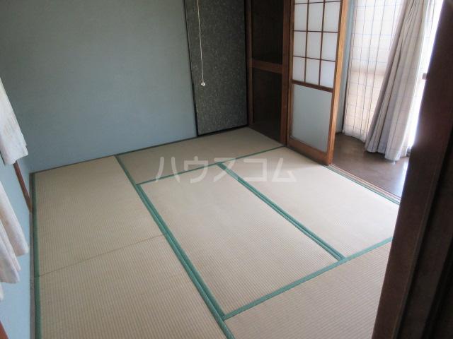 竹谷荘1の居室