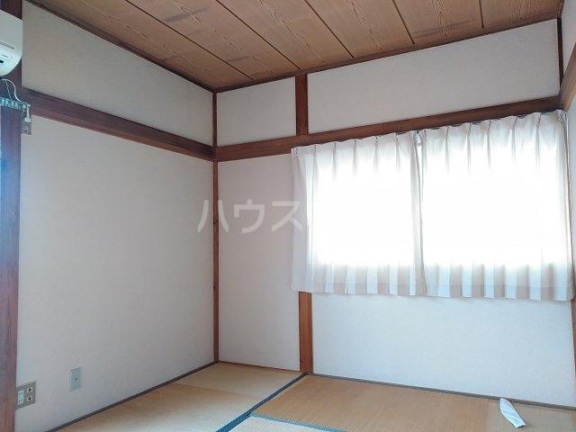コーポルークワットA 202号室のベッドルーム
