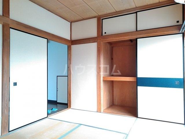 コーポルークワットA 202号室の収納