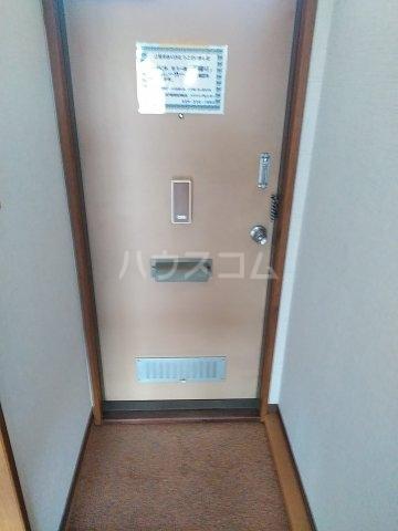 シティハイム・水源A A202号室の玄関