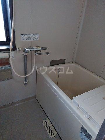 シティハイム・水源A A202号室の風呂