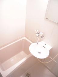 レオパレスキノーレ 202号室の洗面所