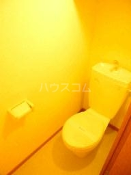 レオパレスキノーレ 202号室のトイレ