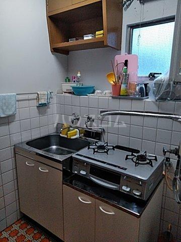 石川ビル 302号室のキッチン