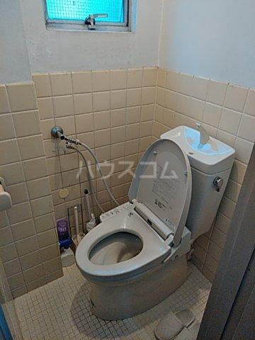 石川ビル 302号室のトイレ