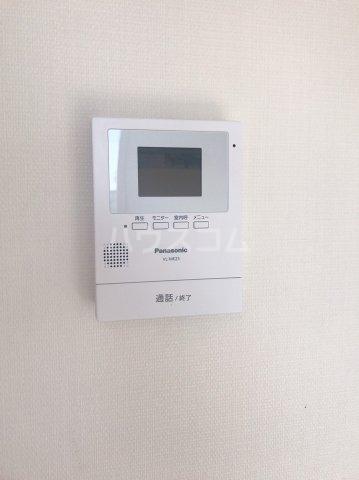 ハイツモリヤ 203号室のキッチン