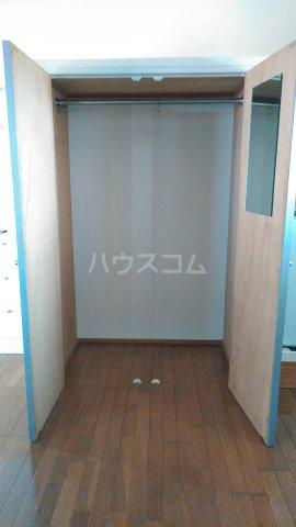 カーサUⅠ 202号室の収納