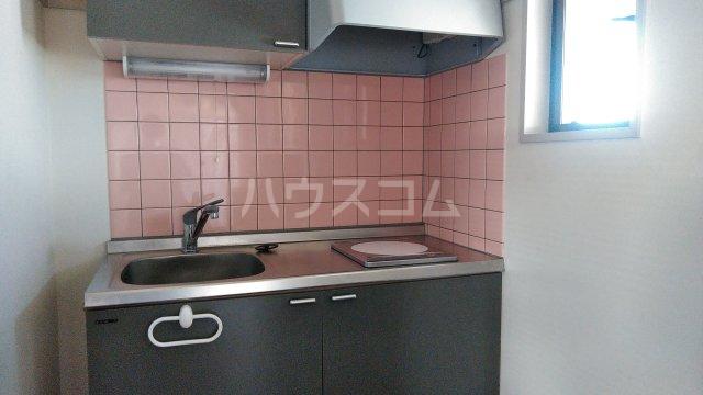 カーサUⅠ 202号室のキッチン