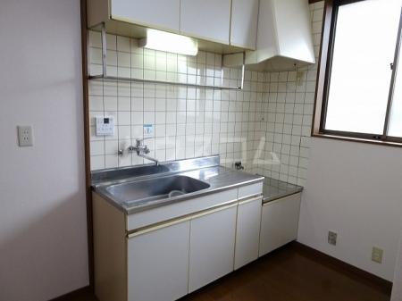 山木ハイツB 202号室のキッチン