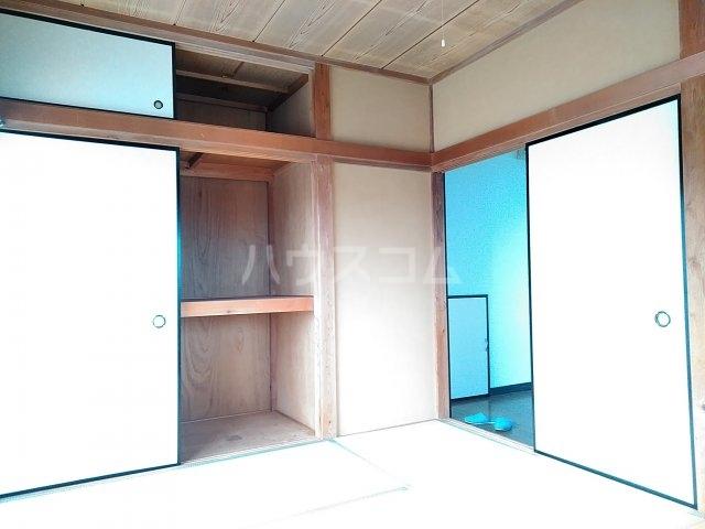 コーポルークワットB 201号室の収納