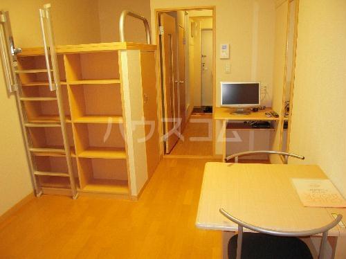 レオパレスコンフォートヴィヴレ 104号室のベッドルーム