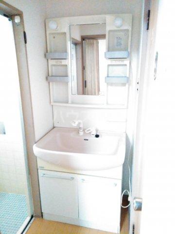 三の丸ブルーハイム 106号室の洗面所