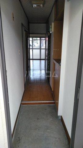 三の丸ロイヤルコーポ 101号室の玄関