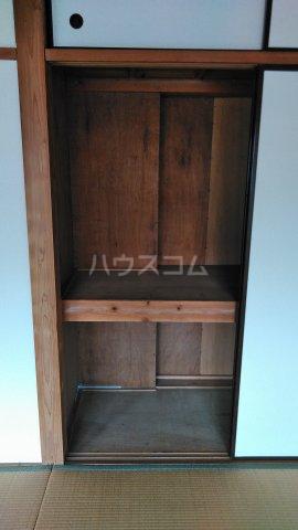 三の丸ロイヤルコーポ 101号室の収納
