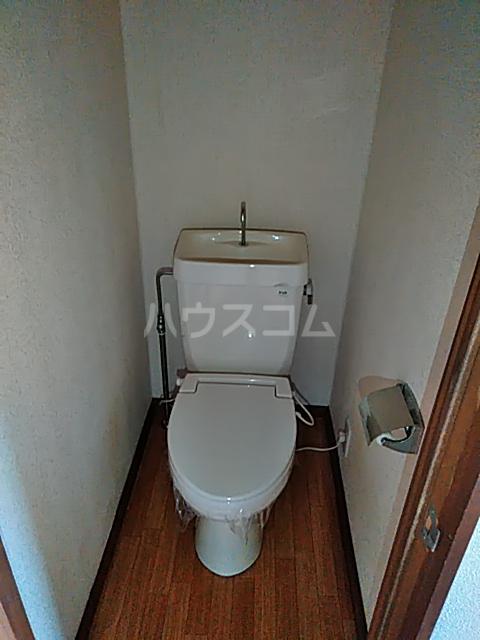 江幡コーポ 105号室のトイレ