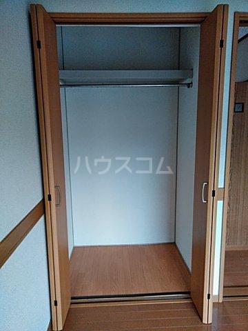 江幡コーポ 105号室の収納