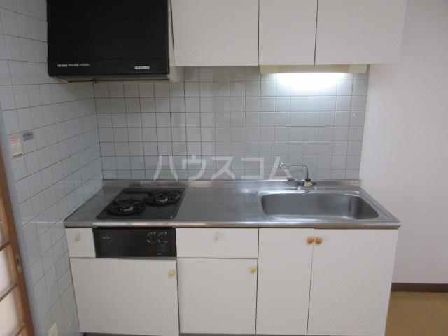 白梅コーポ 403号室のキッチン