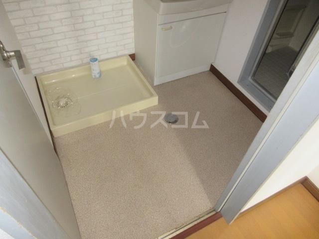 白梅コーポ 403号室の洗面所